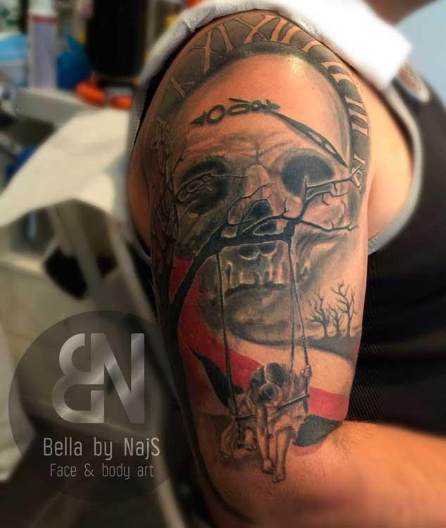 Skull special Tattoo